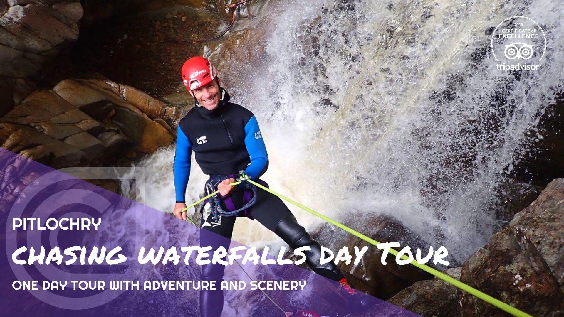 Chasing Waterfalls - Perthshire Day tour