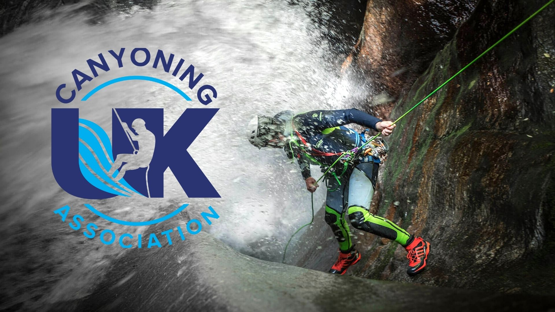 Canyon Guide Training and Canyoning Training Courses