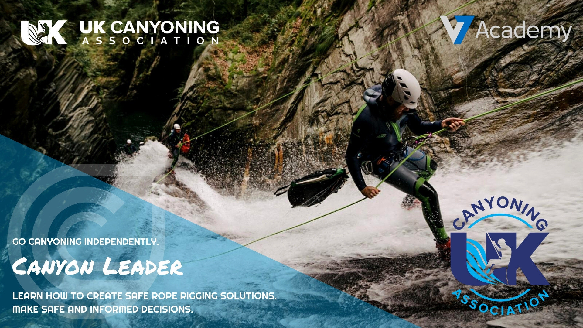 canyon leader training course