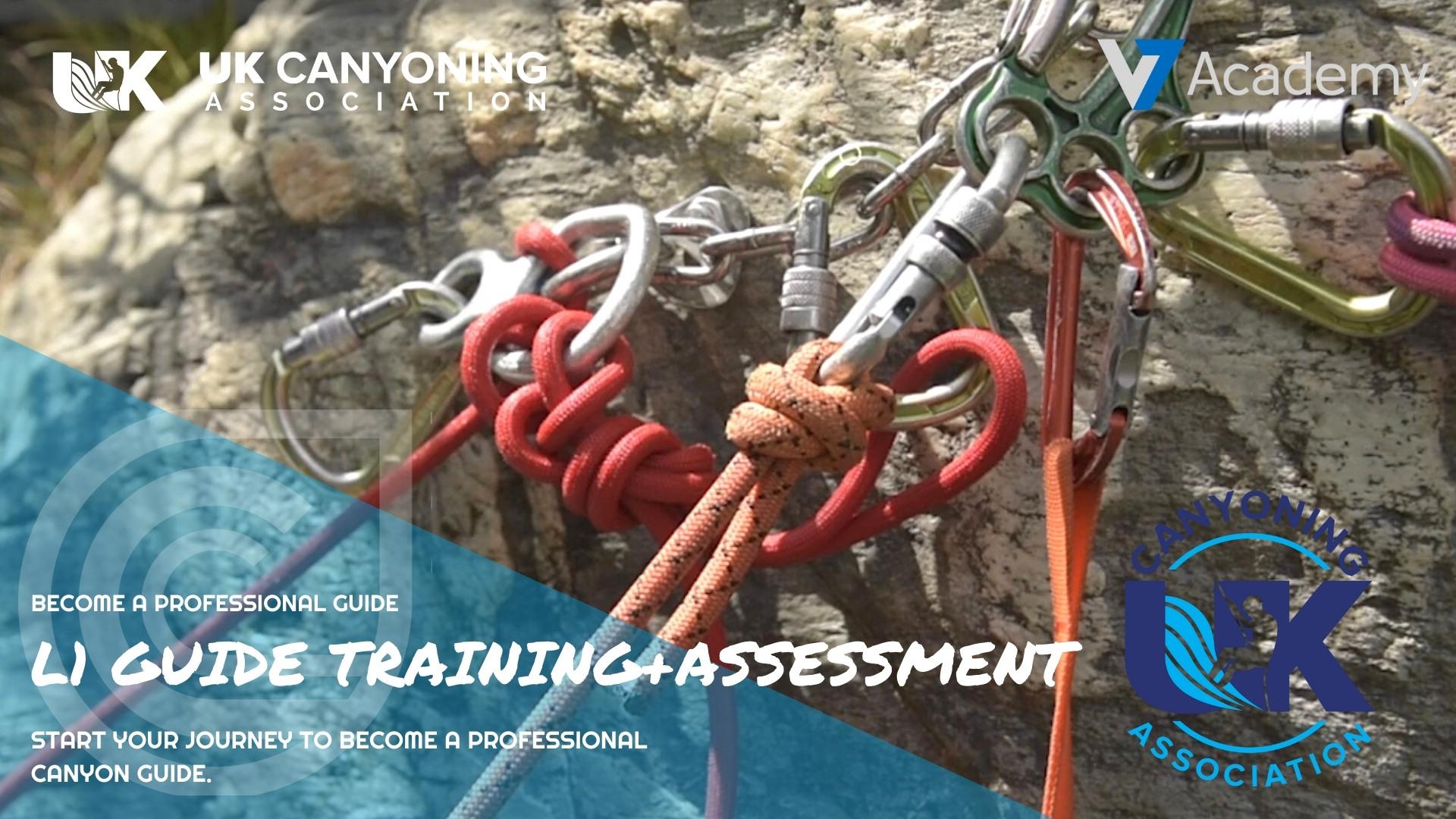 Canyon Guide Level 1 Training